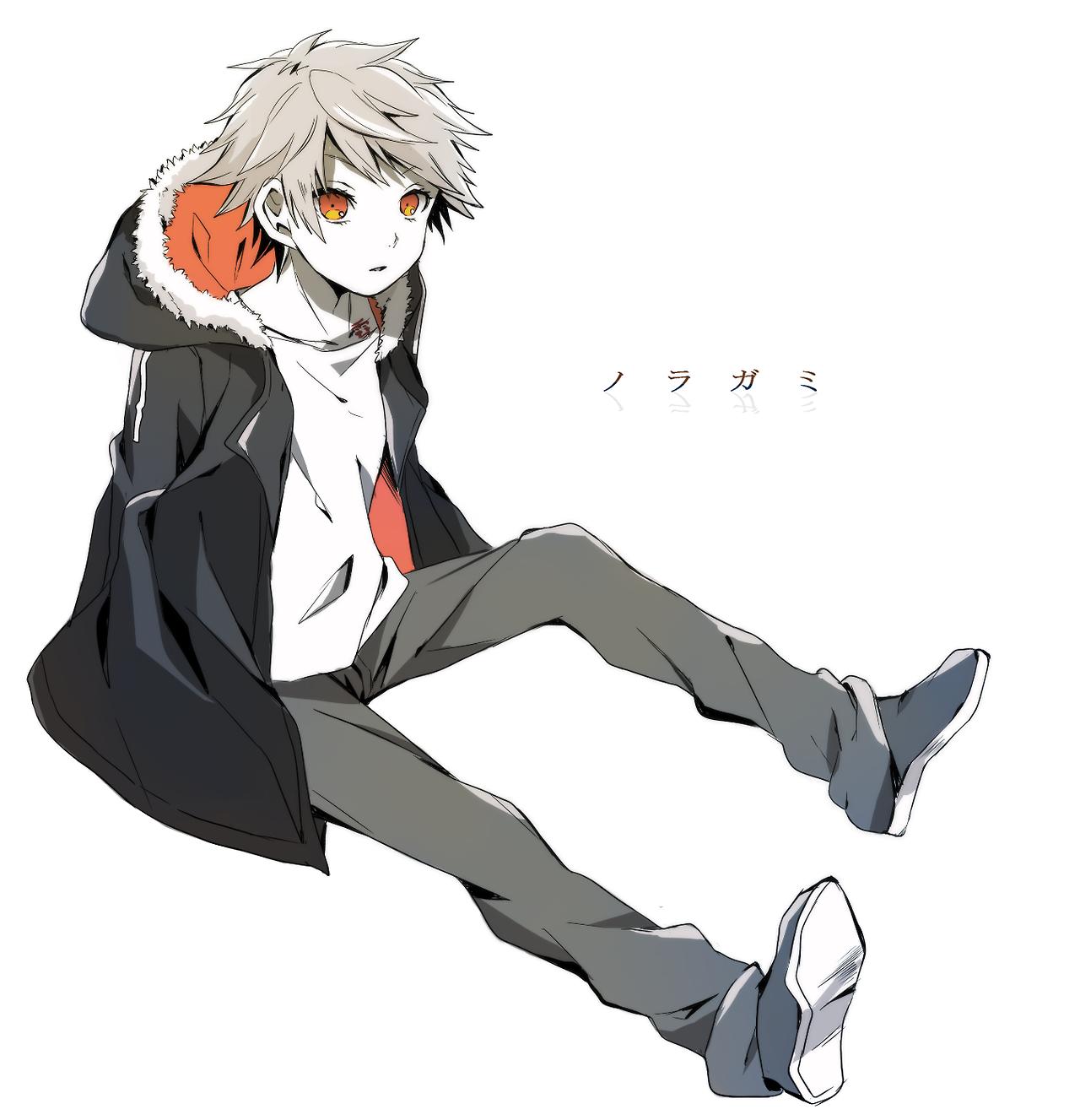 Yukine (avec images) Garçon anime, Noragami, Kawaii