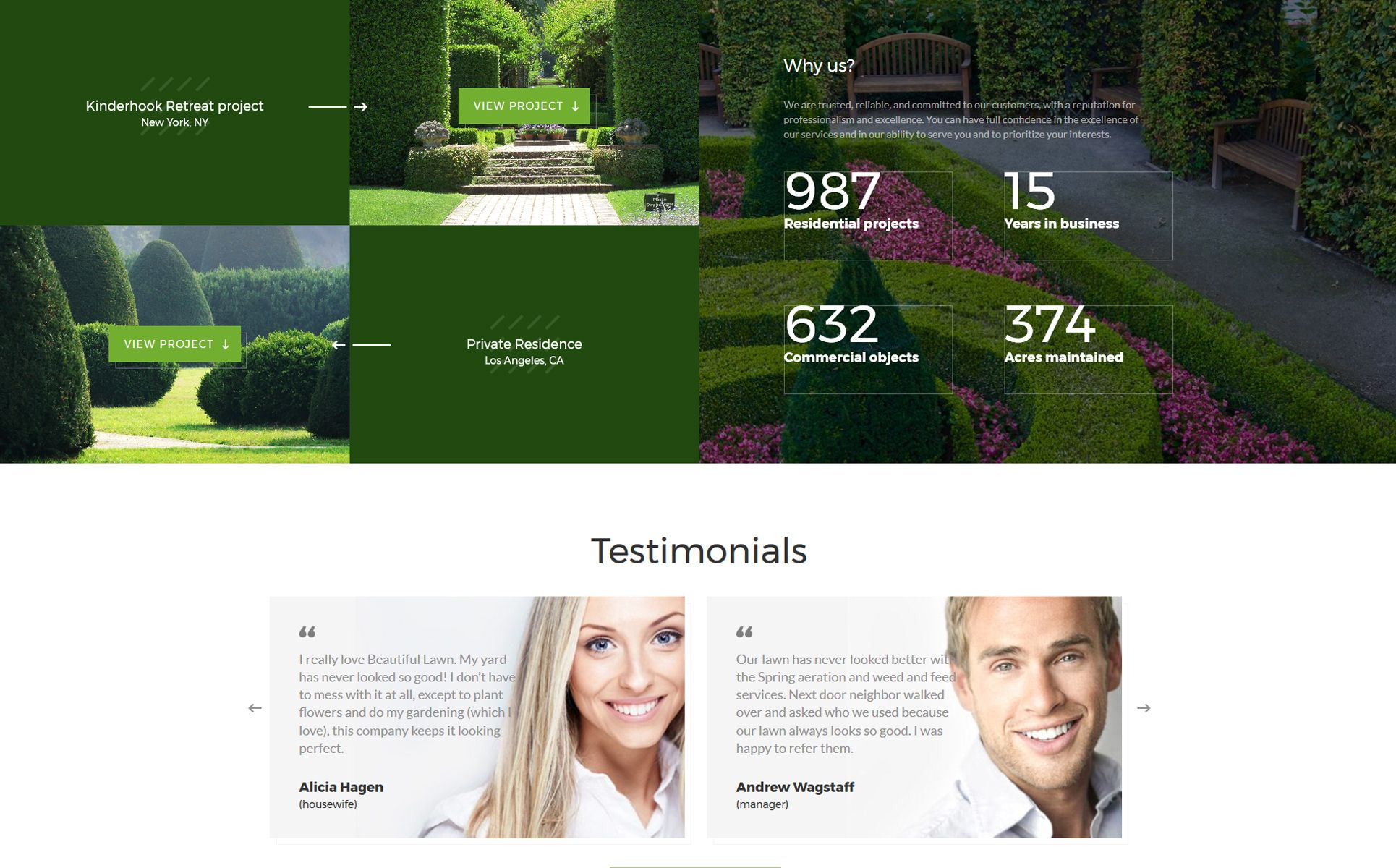 Beautiful Lawn  Lawn Moving And Gardening Website Template is part of lawn Design Beautiful - This fully responsive Lawn Moving And Gardening HTML5 Template will help you to create a noticeable website for your landscape renovation business  Almost readytouse website template with multiple layouts and pages that will work equally fast on any type of devices  With this template, you'll get fast response rate, intuitive interface, and fully adjustable looks  This fully responsive template will help you to create a fullyfunctional website and start working right away  Just install this template and be sure that with our Lawn Moving And Gardening HTML5 Template your business will be represented on the web from the best side