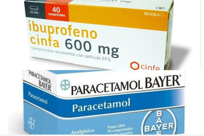 El Ibuprofeno Y El Paracetamol Son Dos De Los Medicamentos Más Utilizados Pero Cuesta Saber Las D Dolor De Cabeza Remedios Dolor Dental Productos Para La Salud
