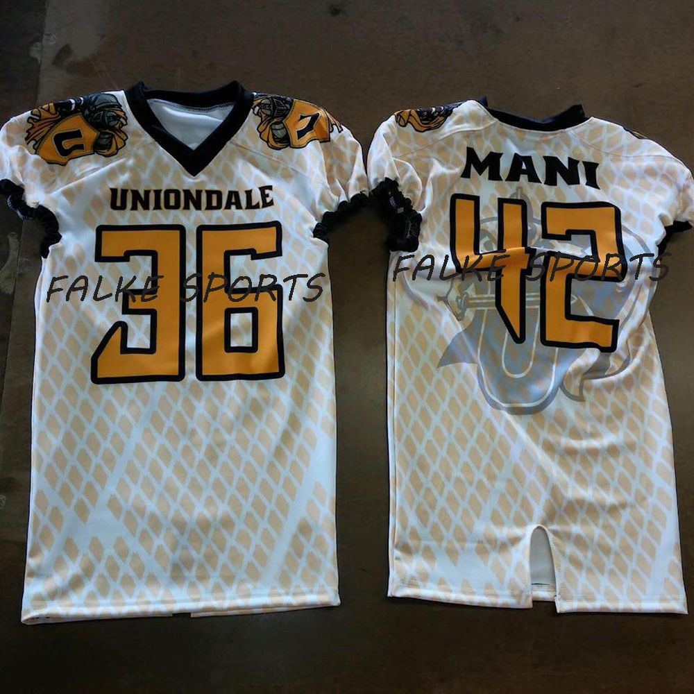 0aa2cebe58a Falke sports Custom Design Sublimated American Football Jersey supplier  sportswear Manufactureres in Pakistan  custom  customized  tackletwill   american ...