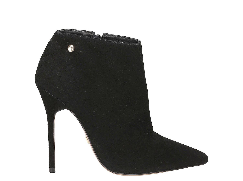Czarne Botki 16589 17388 02 00 Z Kolekcji 2015 2016 Sklep Internetowy Kazar Stiletto Heels Stiletto Stiletto Boot