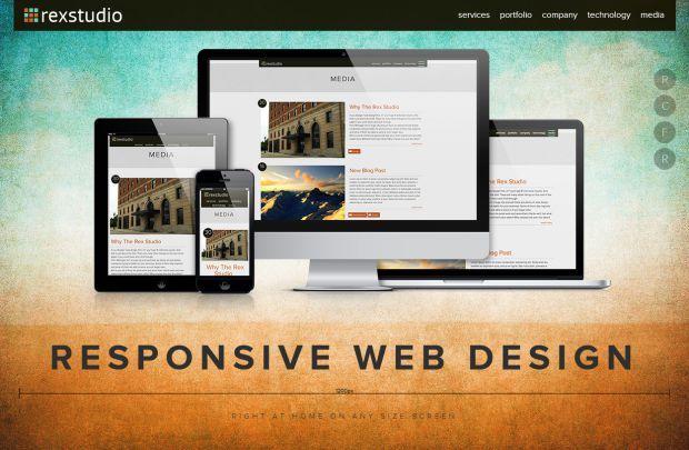 Rex Studio Michigan Web Design Company Webdesign Inspiration Www Niceoneilike Com Web Design Web Design Company Web Design Firm