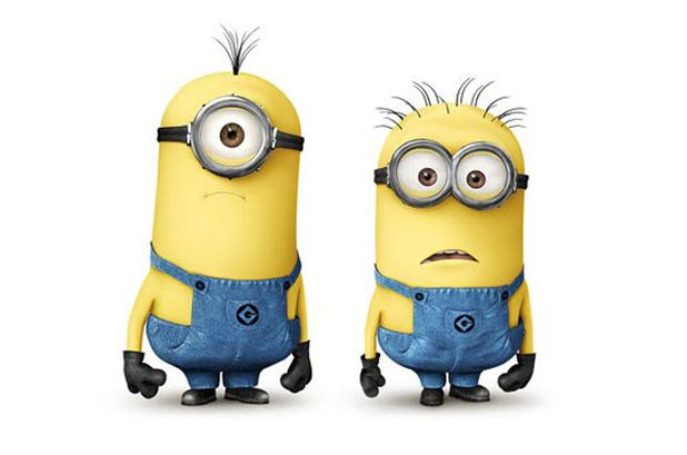 METCOTAINMENT: Despicable Me 3 And Grinch Coming In 2017.