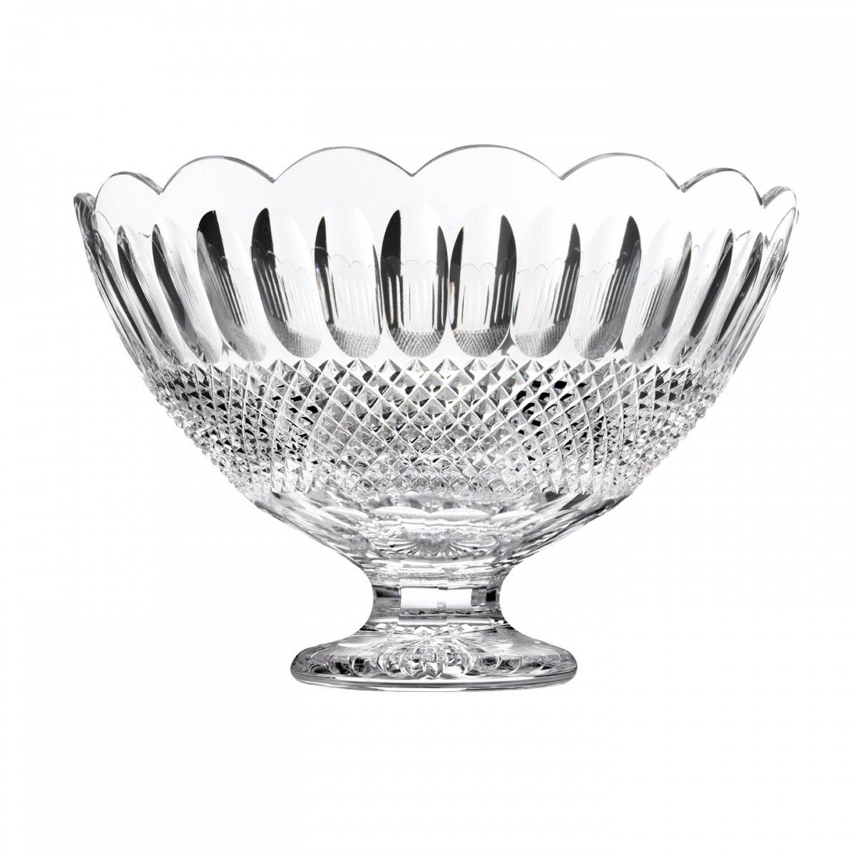 House of waterford crystal colleen 60th anniversary 12in