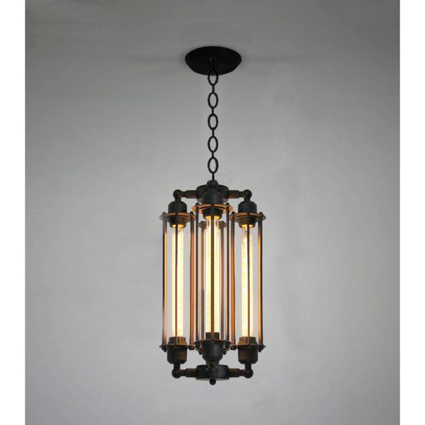 Cassidy Edison Chandelier is approximately 50 inches high. This is a very unique lighting fixture that reflects its four light bulbs perfectly. & Cassidy 4-light Black 20-inch Edison Chandelier with Bulbs (looks ...