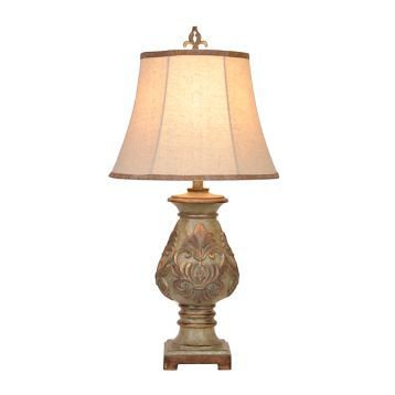Turandot Traditional Table Lamp | Traditional table lamps ...