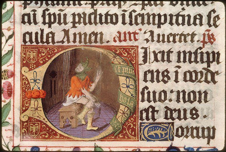 Avignon  Bibl  Mun   Ms  0010  F  022 - Vue 2