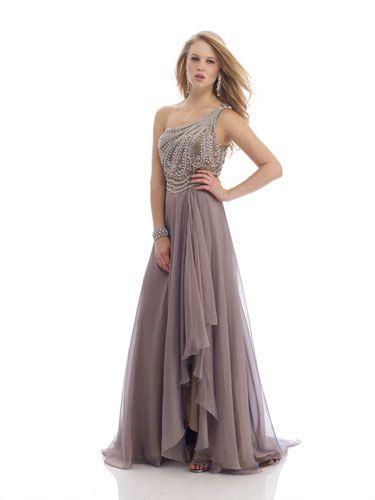 vintage inspired formal dress