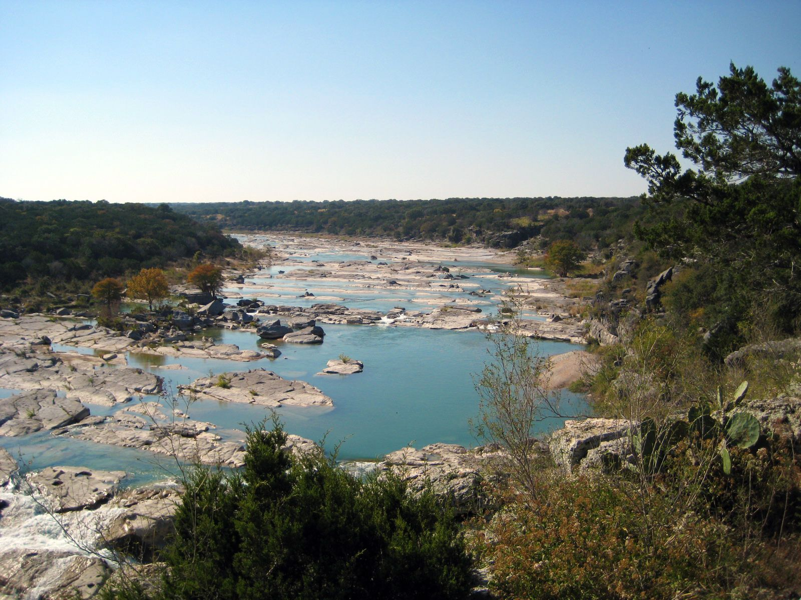 440acre cypress mills ranch in blanco county a tlc