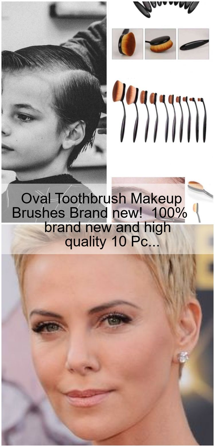 Oval Toothbrush Makeup Brushes Brand New 100 Brand New And High