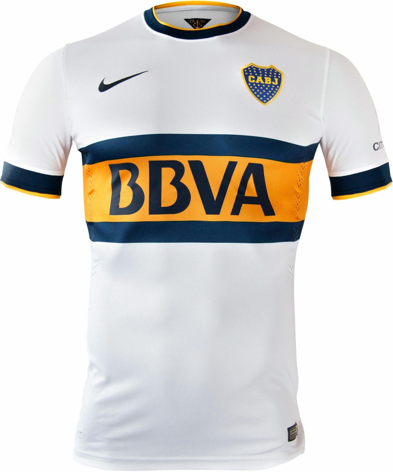 felpa boca junior nike