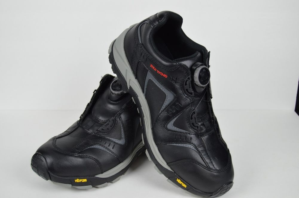 Red Wing Steel Toe Work Athletic Shoes