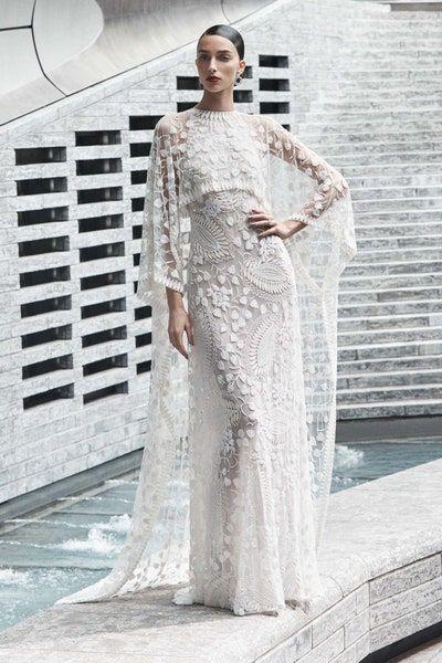 Photo of Naeem Khan Bridal Fall 2019  Fashion Show