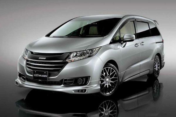 2016 Honda Odyssey USA