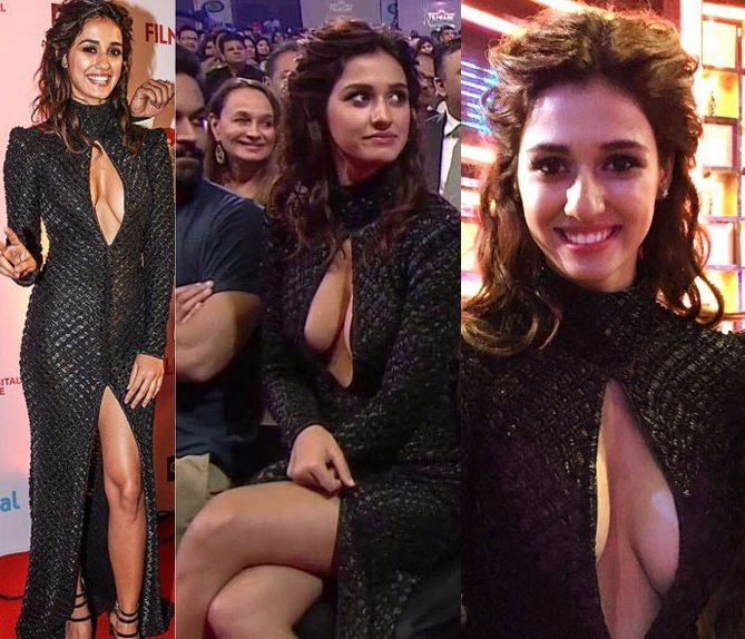 Pin By Bitz Desi On Disha Patani Hot And Sexy Boobs Show -3428