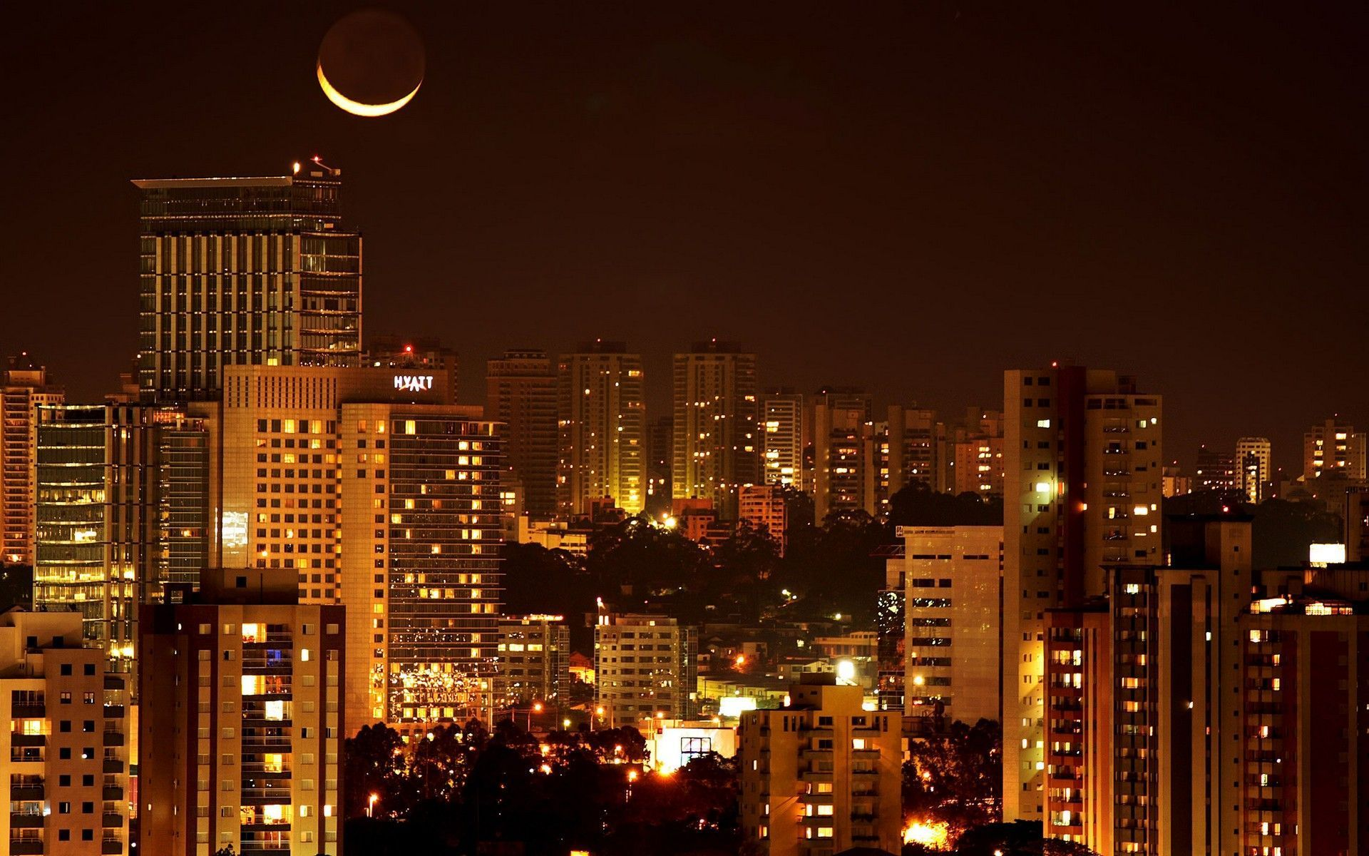Night City Wallpapers Picture | Landscape Wallpapers ...