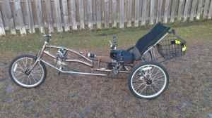 Sun Recumbent Trike 675 Rincon Ga Bicycles For Sale Bicycle Recumbent Bicycle