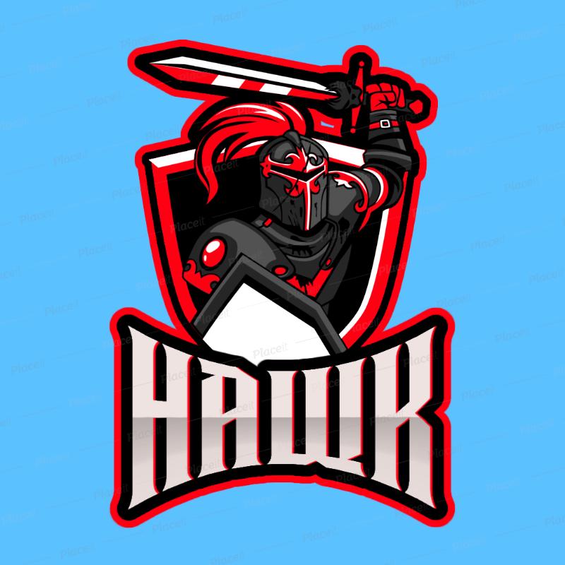 Gaming Logo Maker for an eSports Team 1750 Logo maker