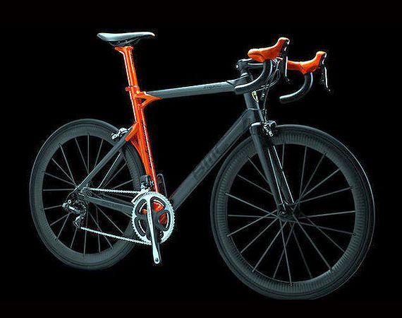Lamborghini X Bmc Limited Edition Bicycle Bicycle Road Bike