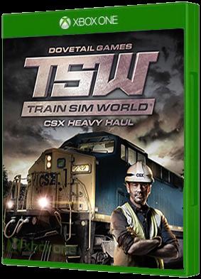 Train Sim World CSX Heavy Haul Sims, Train, Adventure games
