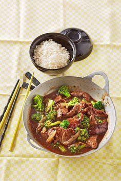 Asiatische Rindfleisch - Brokkoli - Pfanne von hobbykoechin81 | Chefkoch #chinesefood