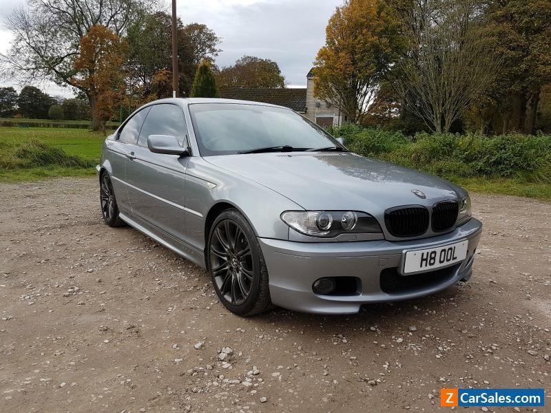 BMW 330D M SPORT E46 2004 bmw 330cdsportauto forsale