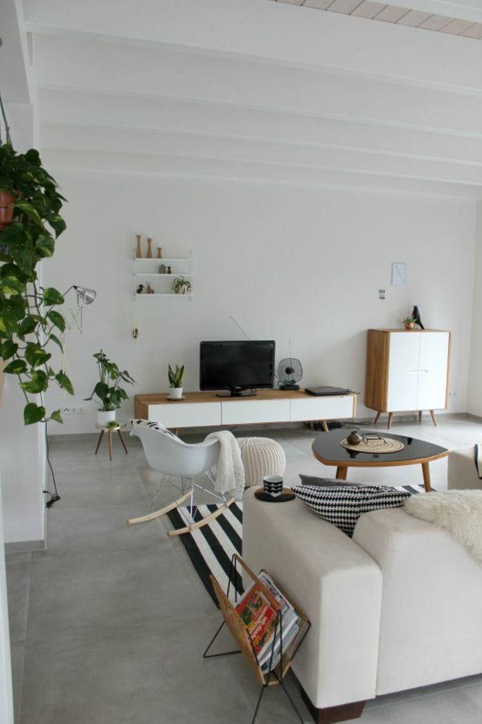 Perfekt Bodenfliesen Wohnzimmer   Schöne Ideen Für Den Wohnzimmerboden