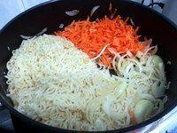 Stir Fry Vegan Ramen Recipe by LeeGoh - Cookpad