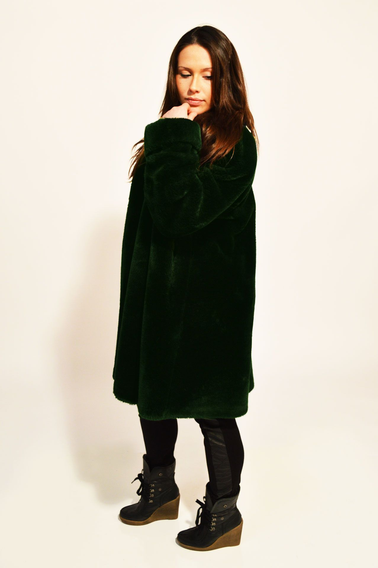The Green Fur Coat