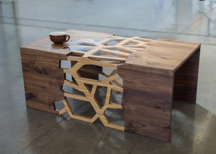 15 most amazing woodworking projects mosaic coffee table on extraordinary creative wooden furniture design id=89862