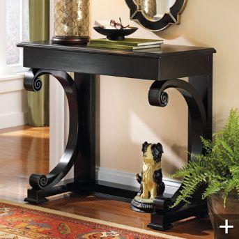Corina Console Table Decorative Accent Tables Accent