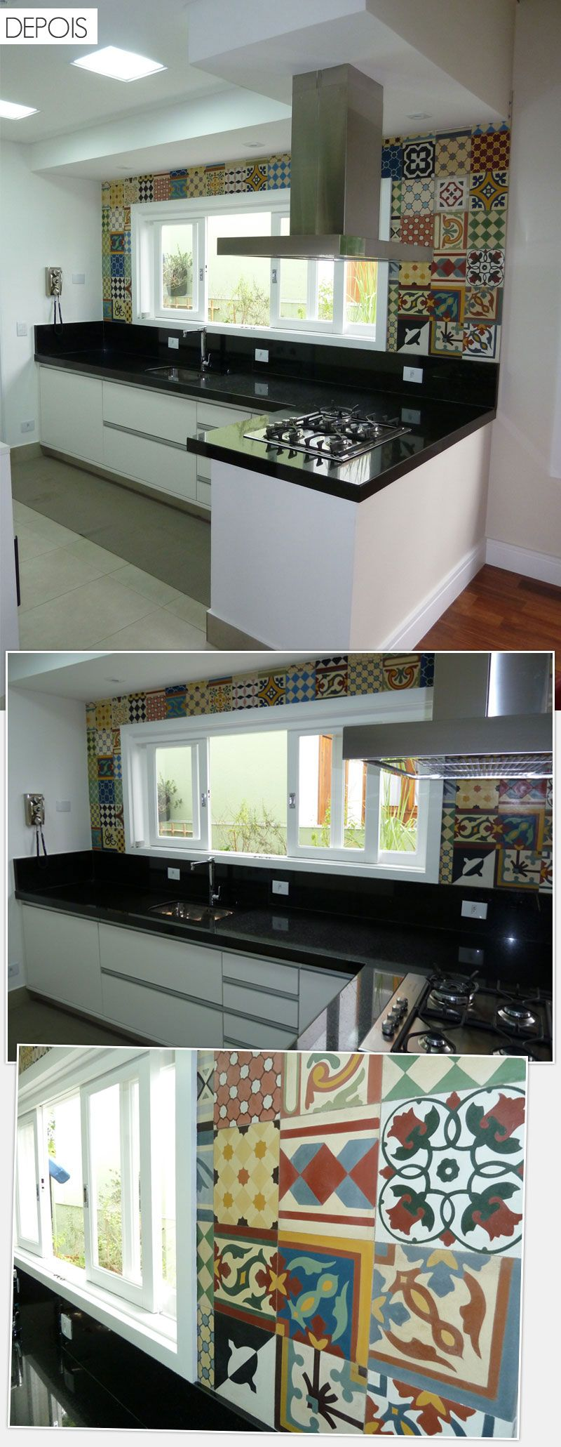 Patchwork Tiles This Could Look Really Nice Beautiful Kitchens