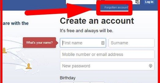 I Ve Forgotten My Facebook Password How To Recover