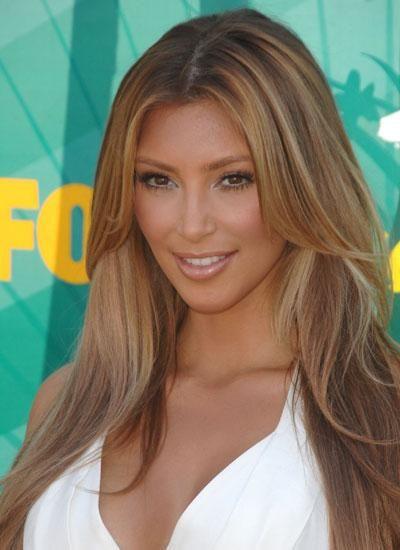 Haare light brown