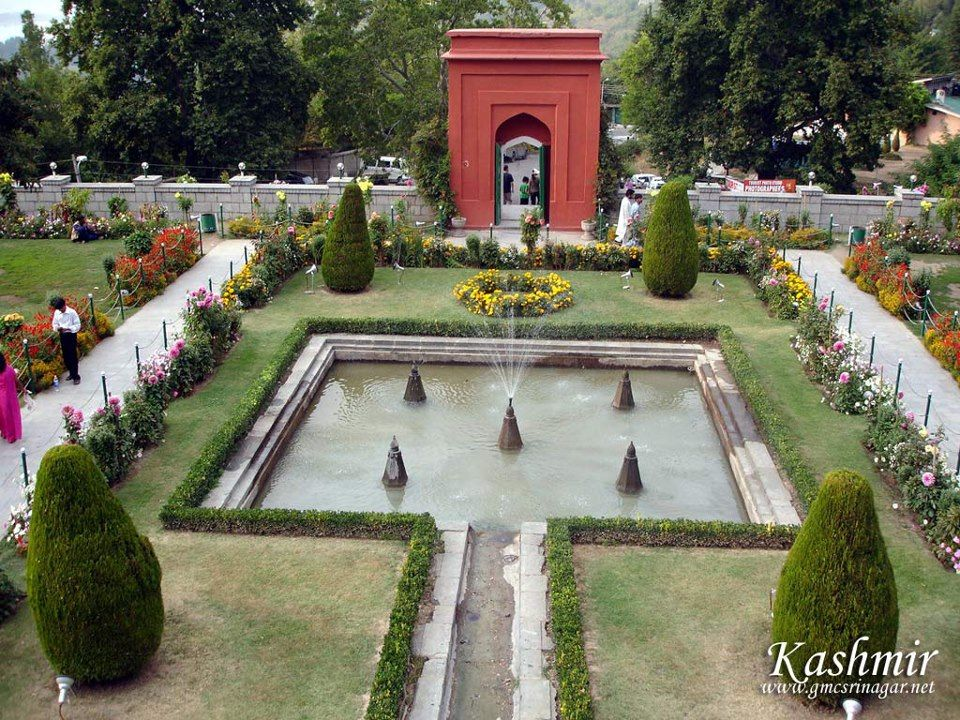 Cheshma Shahi Garden Beautiful places, Farmhouse garden