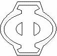 image relating to Printable Greek Letter Stencils for Shirts named Greek Letter Stencils For Shirts Printable