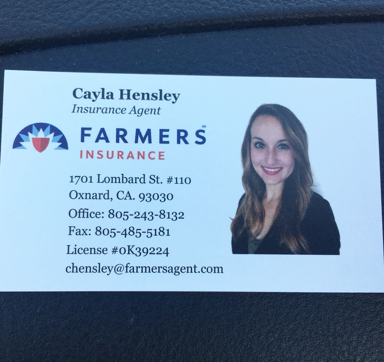 Got My Business Cards Today Wearefarmers Farmersinsurance Insurance Business Businesscards Newcards L Farmers Insurance Positive Life Insurance Agent