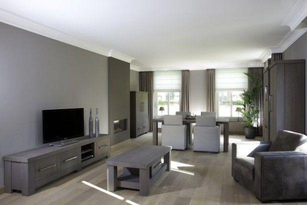 Woonkamer Inrichten Inspiratie: woonkamers voorbeelden design ...