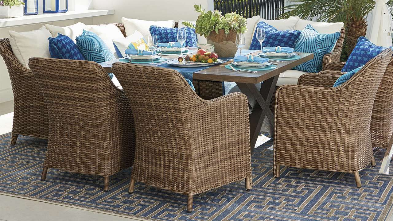 Beaumont 8 Pc Dining Set