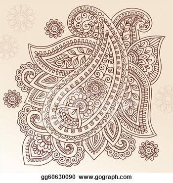 Paisley tattoo idea | Tattoo Ideas and misc. | Pinterest | Henna ...