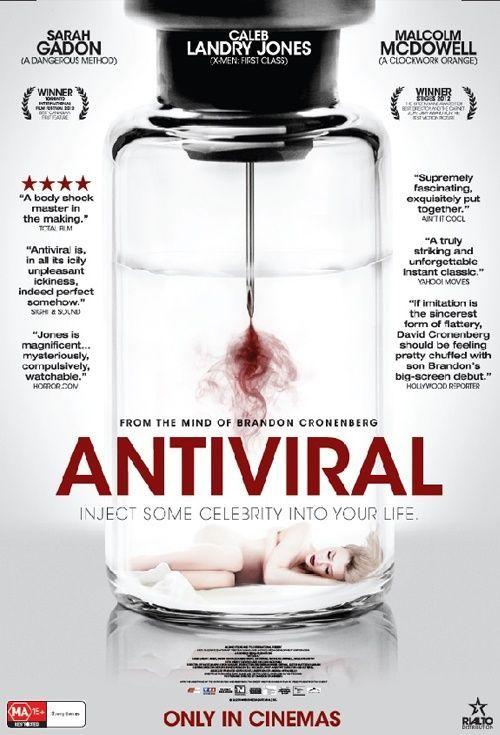 Risultati immagini per antiviral film poster