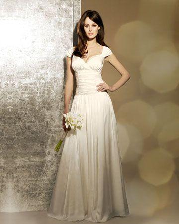 78  images about Dresses - 2nd wedding on Pinterest  Older bride ...