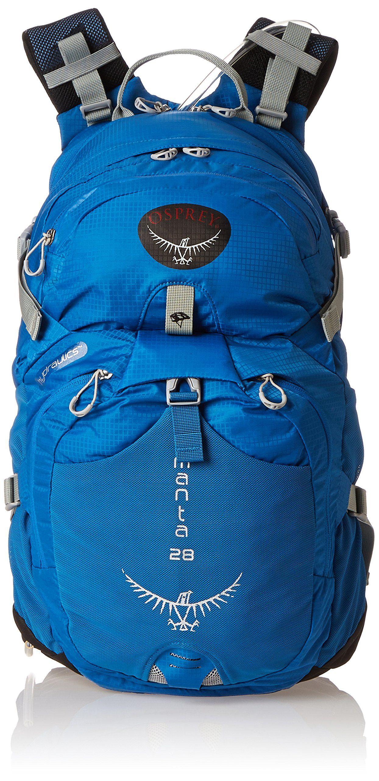 Osprey mens leather gloves - Amazon Com Osprey Men S Manta 28 Hydration Pack Hiking Hydration Packs Sports
