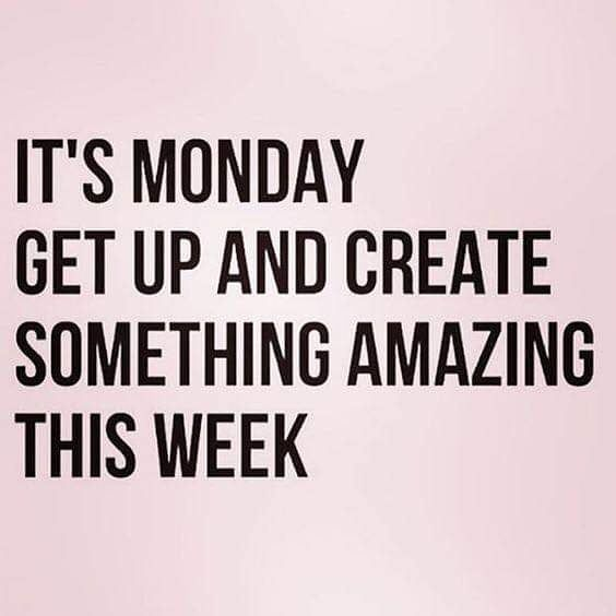 Here is a bit of Monday motivation for you! Dont get yourself caught up in the Monday blues... Here is a bit of Monday motivation for you! Dont get yourself caught up in the Monday blues get out and create something new! Take that step into doing what you have always wanted to do! MAKE YOUR DREAMS COME TRUE cause it wont happen unless you try! #motivation #love #life #trysomethingnew #youngliving #younglivingessentialoils #yleo #newbeginnings #healthylifestyle #healthyliving #healthyfamily #thi