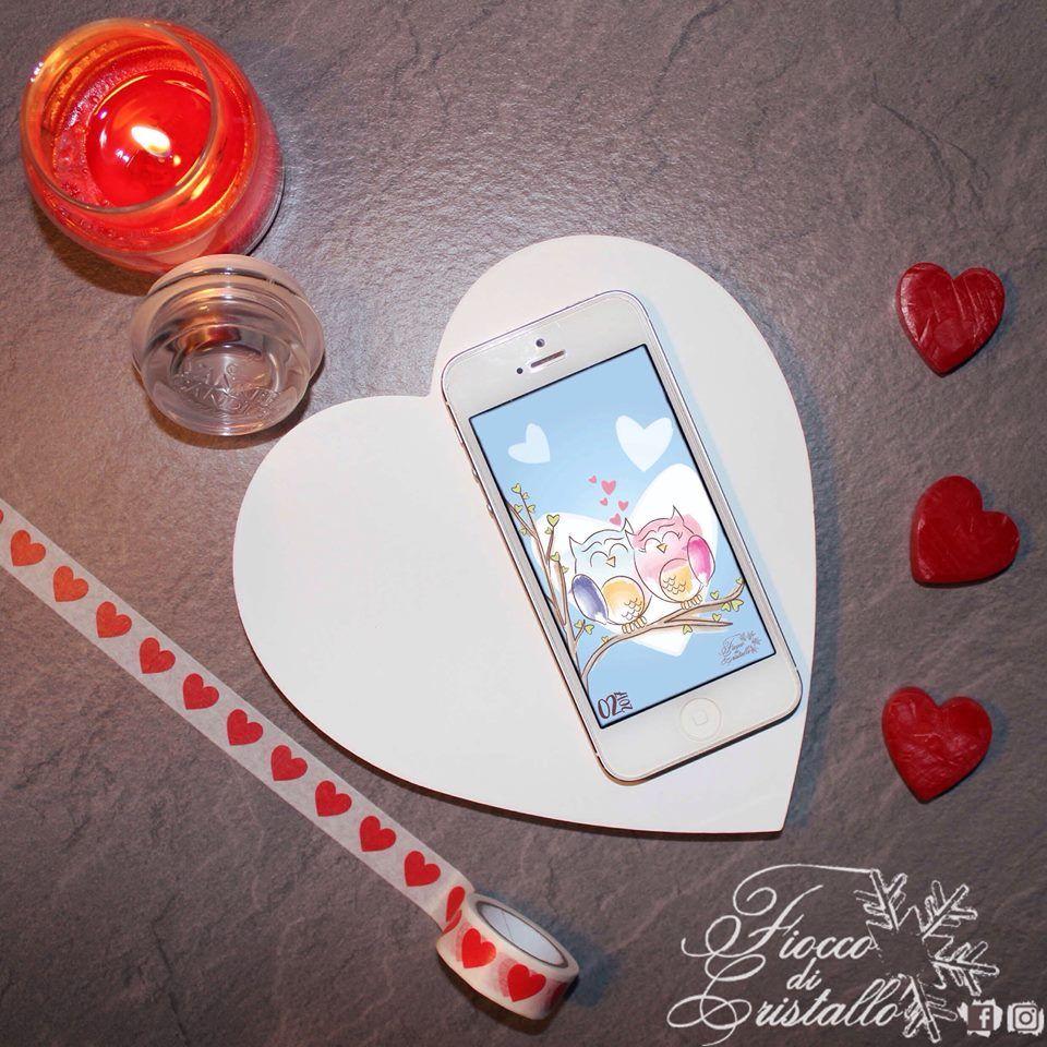 0217_ecco lo sfondo per il vostro cellulare con due simpatici gufetti innamorati 😍 non sono tenerissimi?!?💕❤️ 📲Scaricare lo sfondo gratuito per il tuo cellulare è facilissimo.. 😉.. vai al link e scarica il file >> https://drive.google.com/open?id=0B5To2K0ZKh3kLVJMbklFUUtuRk0