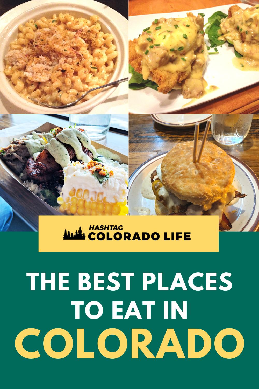 15 Best Restaurants In Colorado In 2020 Colorado Food Places To Eat Food