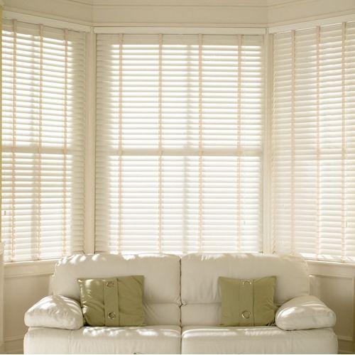 Venetian Blinds Ikea blivetan: wooden venetian blinds white - ikea - lindmon