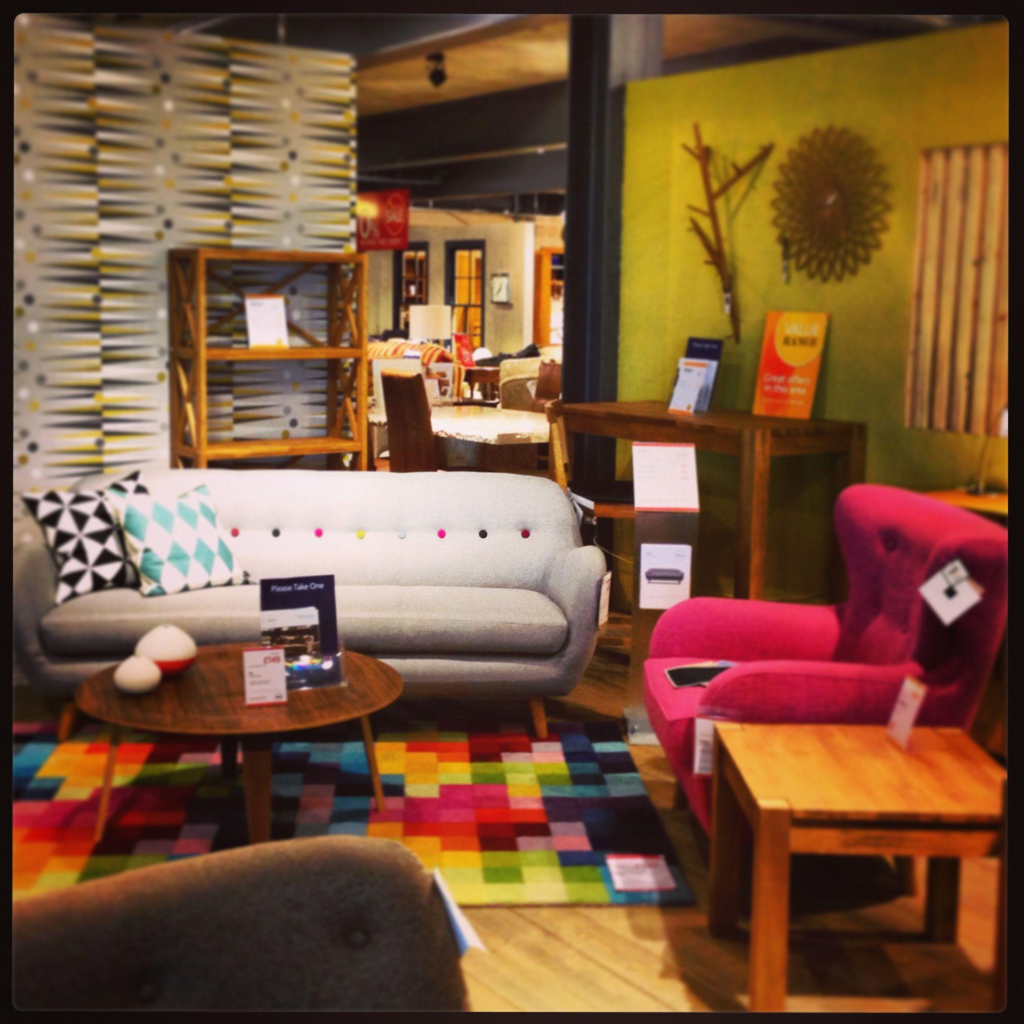 Vintage 50s Living Room Scene Rockabilly Pinterest