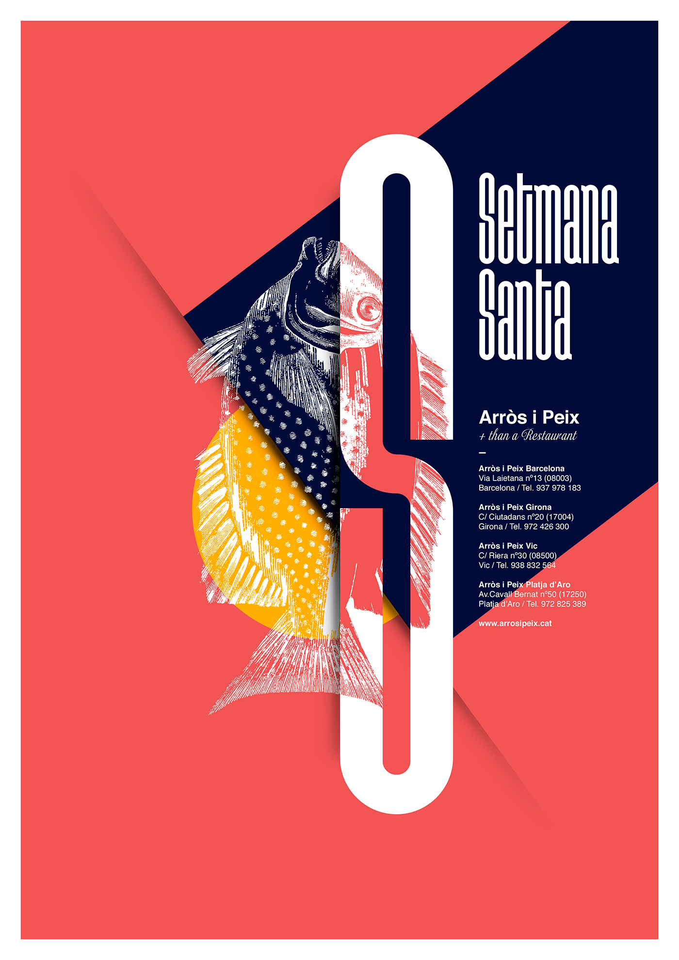 Poster Collection #2 Behance Graphic Design
