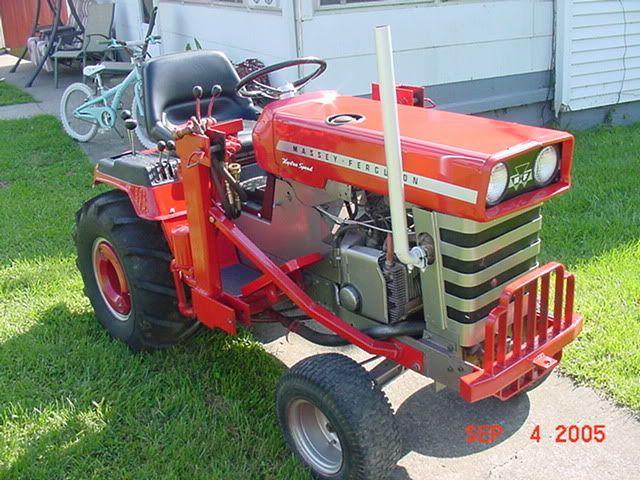 X Mas062 Jpg Tractors Lawn Tractor Garden Tractor